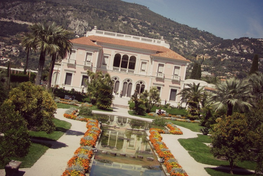 Visiter La Villa Nephrussi